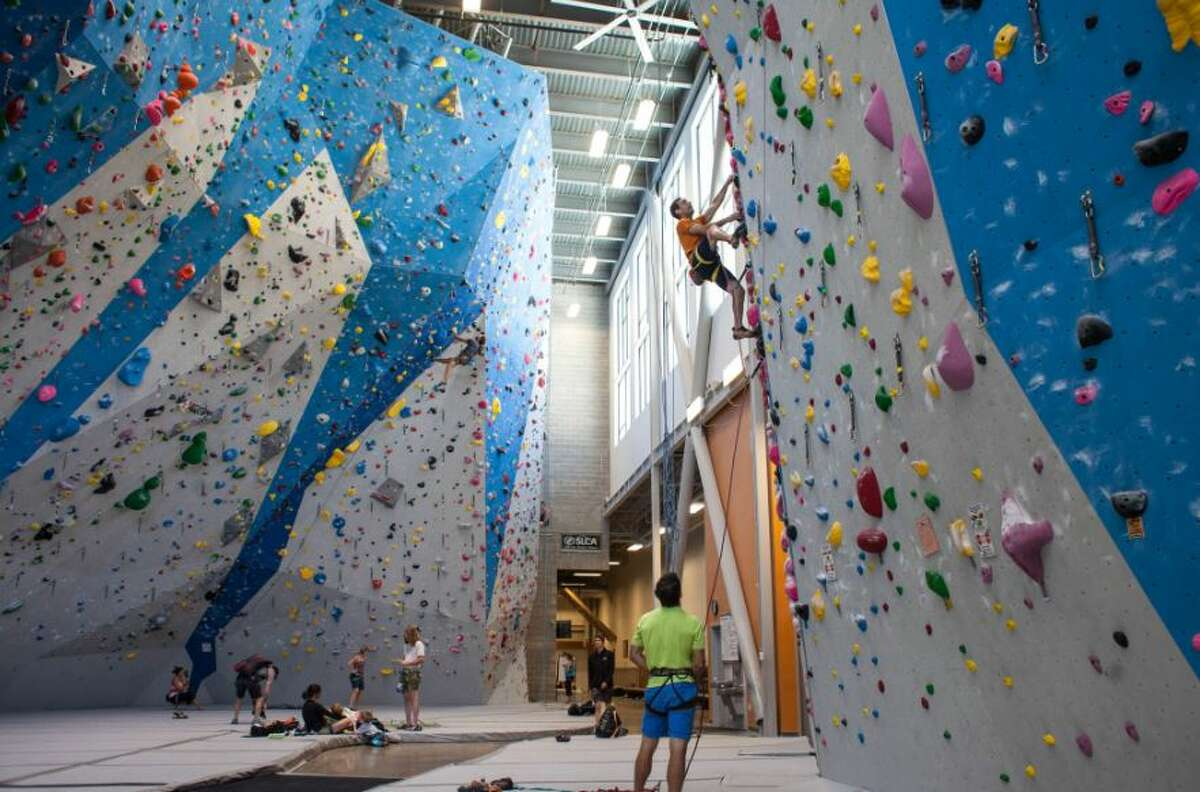 Momentum Indoor Climbing, a Salt Lake City-based indoor gym company, will open its second Houston-area location in November.