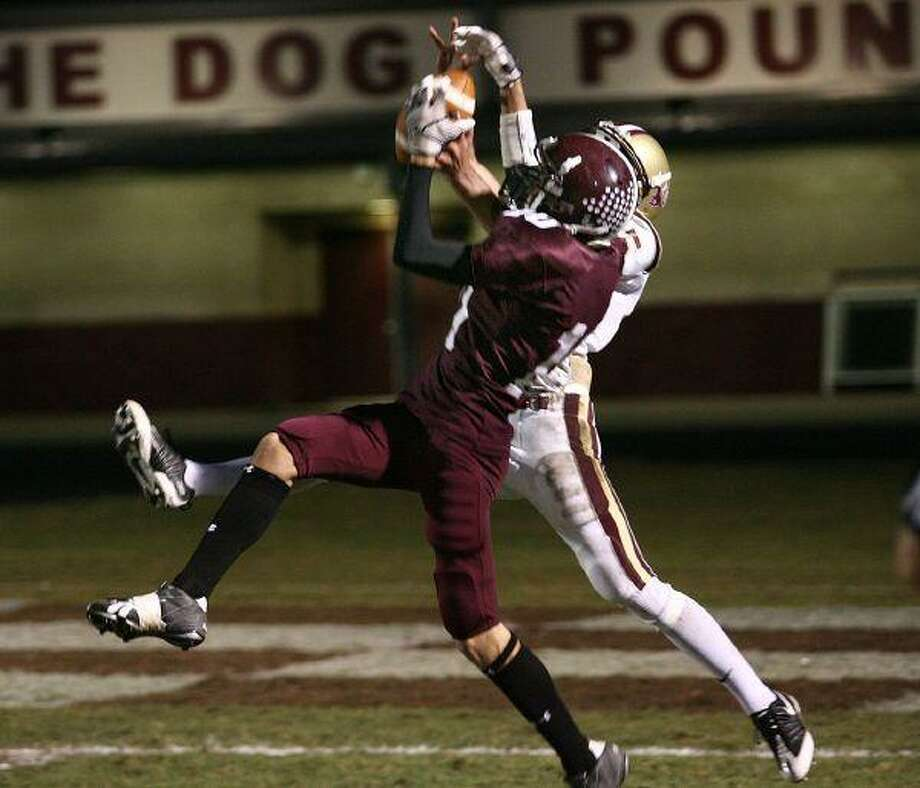 Shea Aucoin and Magnolia High look to return to the playoffs in 2010. (Brad Meyer/Conroe Courier