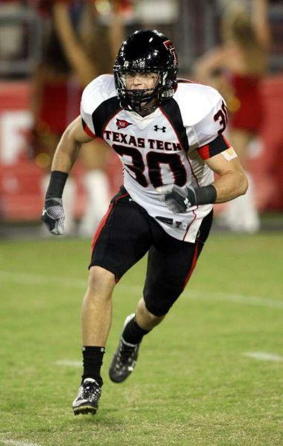 Photo: Norvelle Kennedy / Texas Tech Athletics / Norvelle Kennedy