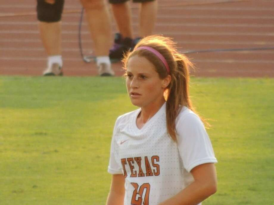 Kara Hoffman, a former University of Texas and Clear Lake High School soccer standout, will compete in the 19th Maccabiah Games for Team USA in July in Israel. Photo: SUBMITTED PHOTO
