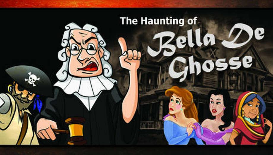 'The Haunting of Bella de Ghosse'