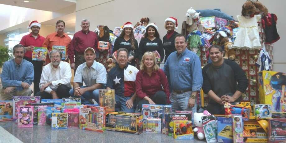 The 2011 Flu Shot Clinic & Community Toy Drive was a success. The 2012 event is planned Nov. 3. Bring a toy or clothing item to the main lobby of Methodist Sugar Land Hospital between 8 a.m. and noon to receive a free flu vaccine. Photo: Submitted Photo