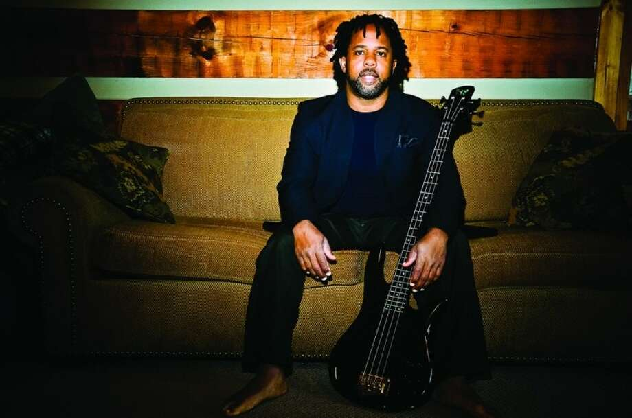 Victor Wooten will perform new music from his upcoming albums on Oct. 2 at San Jacinto College Central Campus. Photo: SUBMITTED PHOTO