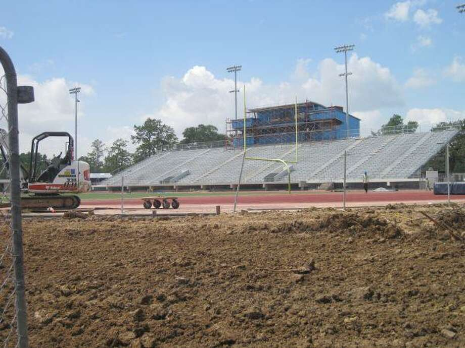 Butch Theiss Field at Klein Memorial Stadium will host its first game since being renovated, on Aug. 27. Klein Oak will welcome A&M Consolidated.