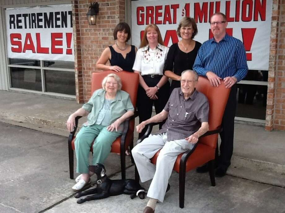 The Skarbovig family celebrates more than 40 years of business with Furniture Traditions and celebrate with a retirement sale.