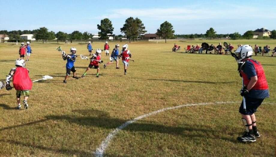 The Magnolia Tomball Family YMCA off Highway 1488 is the first YMCA facility in the Greater Houston area to offer a Youth Lacrosse League. Photo: David Fanucchi