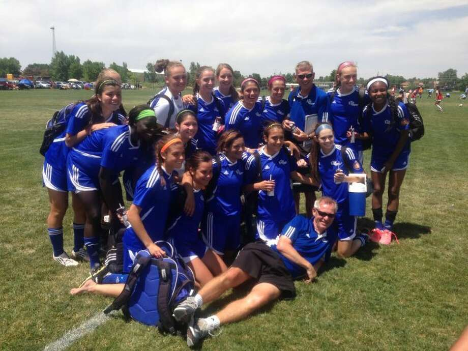The Albion Hurricanes 97G ECNL team went undefeated in three playoff matches to qualify for the Elite Clubs National League National Championships, July 10-15 in Richmond, Va.