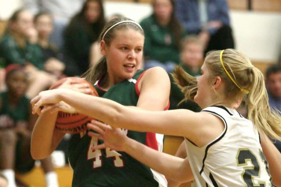 The Woodlands' Kelsey Lang has verbally committed to play for the University of Texas.