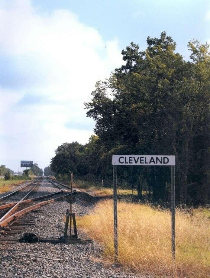 """Cleveland Railroad"" Photo: KAREN MIZELL"