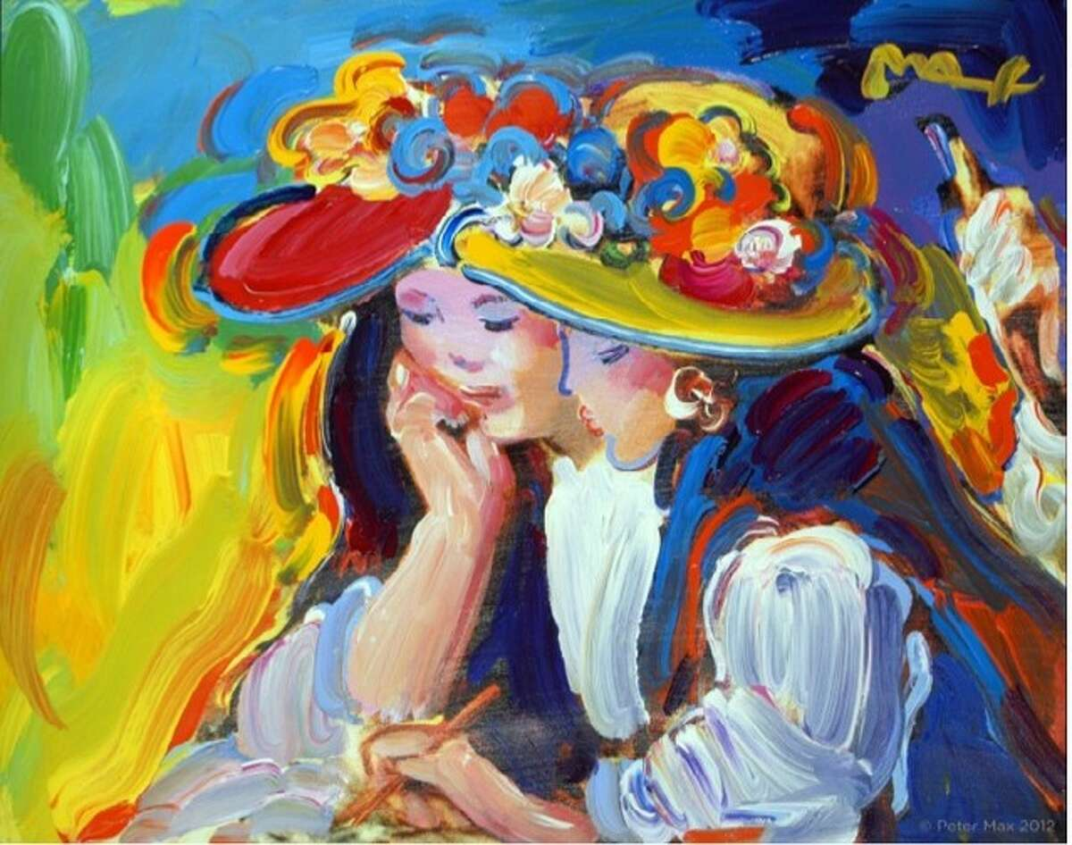 Artwork by Peter Max will be featured at Off The Wall Gallery, 5015 Westheimer, Suite No. 2208, Sept. 22 - 30.