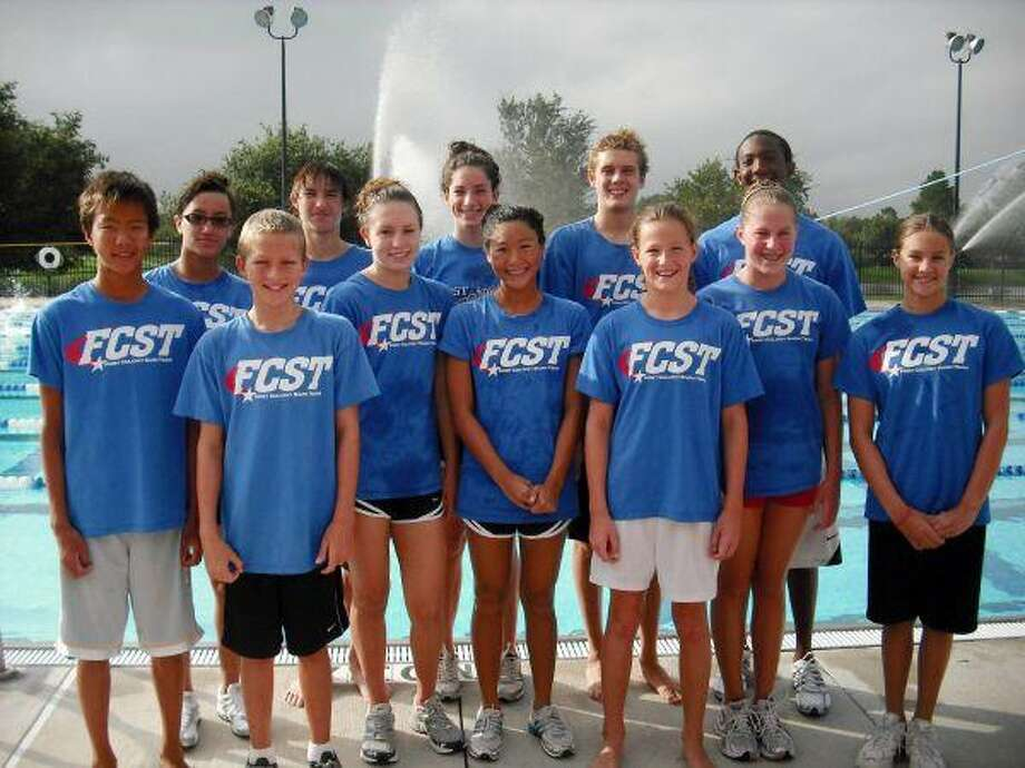 Twelve First Colony swimmers have qualified for the Southern Zone meet in Atlanta later this month.