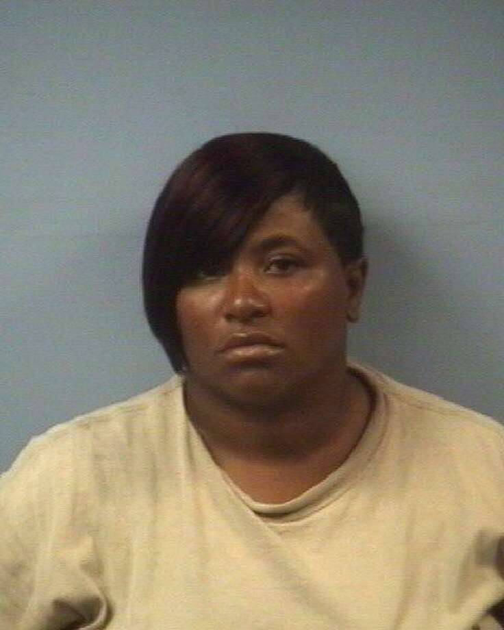 Denise Johnson, 39, of Houston was charged with Forgery and Evading Arrest. She is held on 61,500 bond.