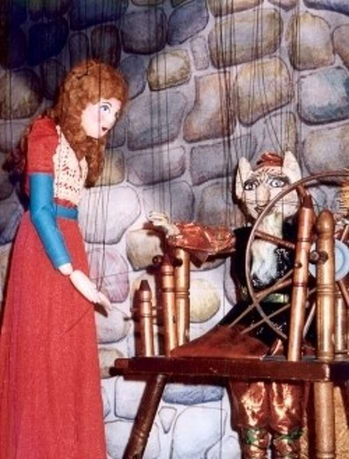 "Marionette Playhouse will present ""Rumplestiltskin"" at 11 a.m. Oct. 13 at First Colony Branch Library, 2121 Austin Parkway in Sugar Land."