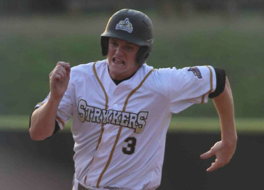Strykers infielder Dirk Masters joins teammate Ricky Sanchez as a starter for the TCL East All-Star team. The game will be played on Tuesday in Kilgore.