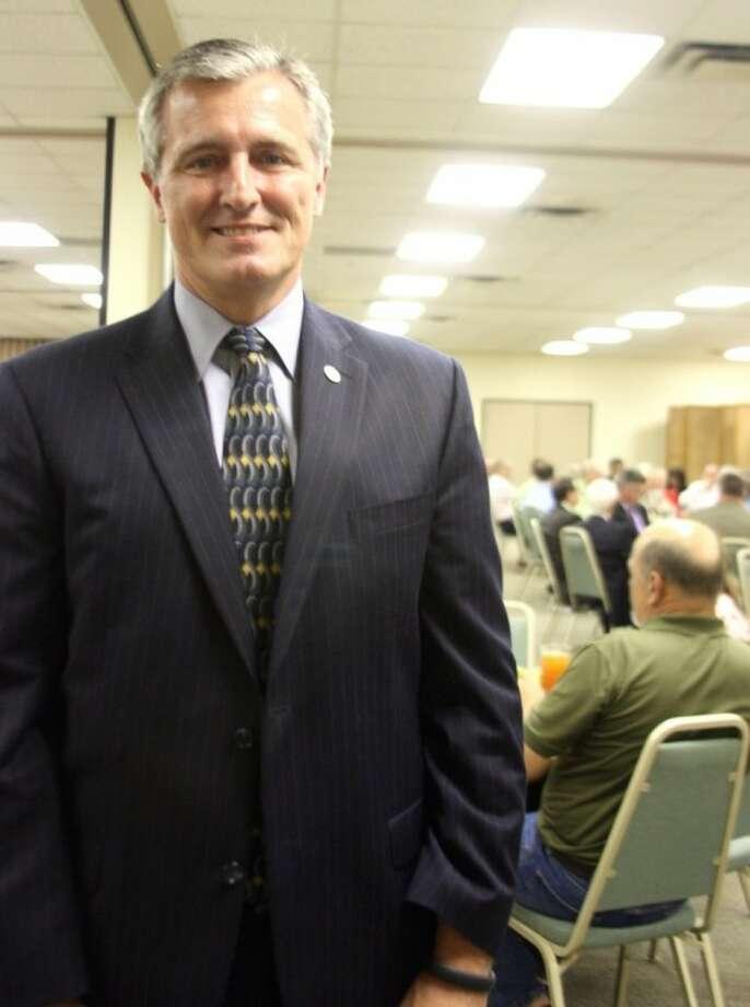 Col. Len Waterworth Photo: KRISTI NIX