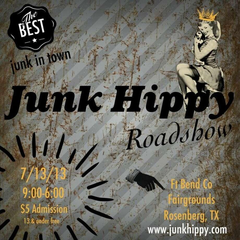Junk Hippy Roadshow returning to Rosenberg on July 13