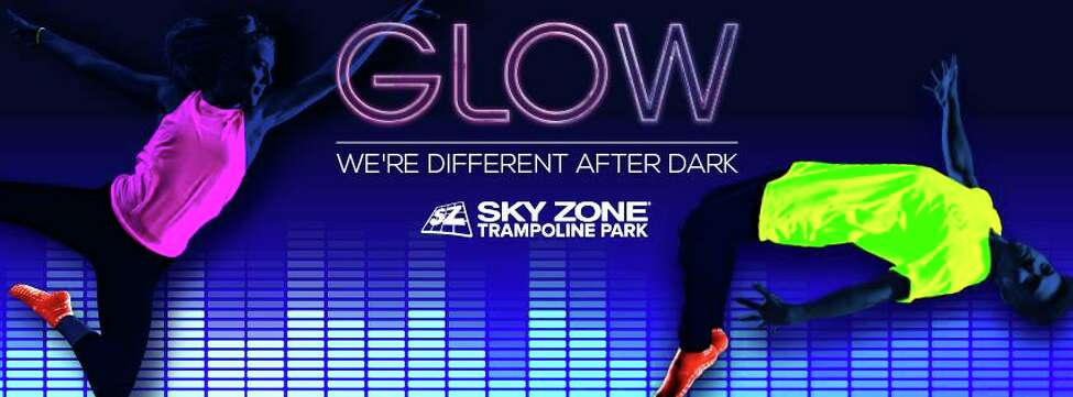 Glow Night at Sky Zone Albany.  Black lights, lasers, live DJ and more. When: Friday, Nov. 25, 7 - 11 PM. Where: Sky Zone Albany, 50 Simmons Lane, Menands. For more information, visit the Facebook event page.