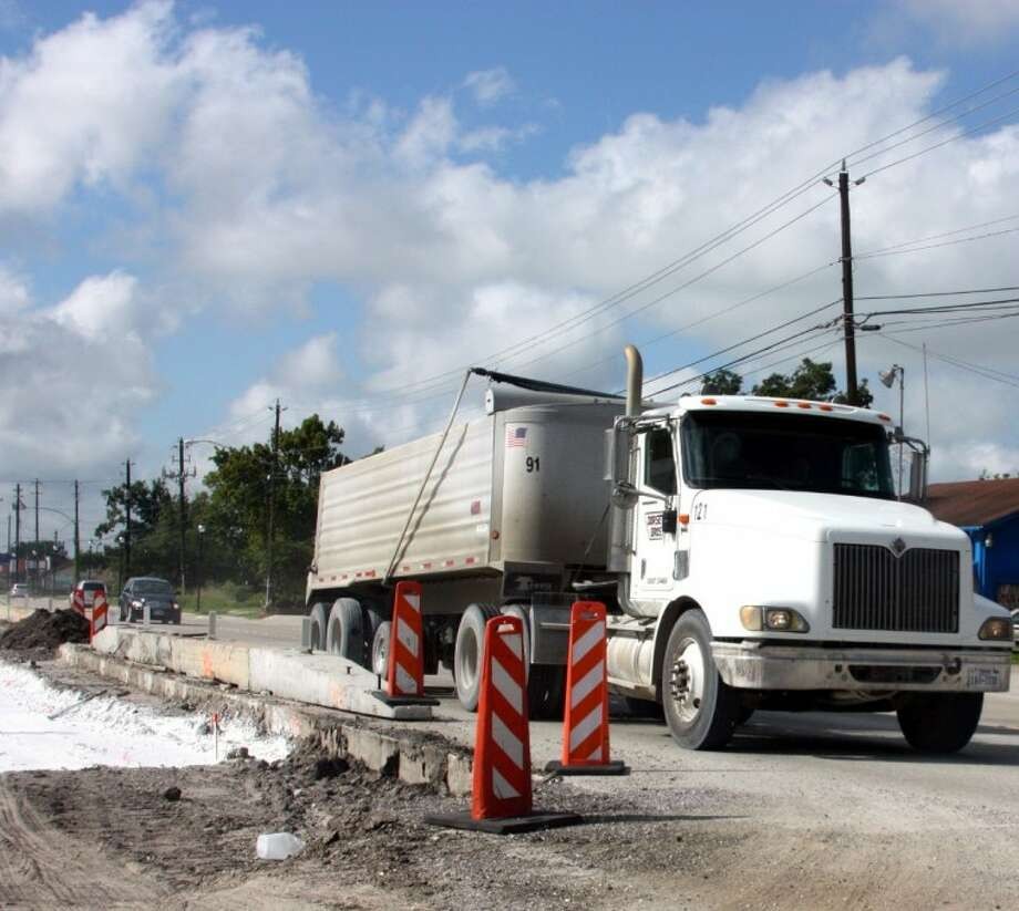 A shortage of truck drivers is becoming an issue of concern for area businesses. An aging workforce and new government regulations are some of the factors behind the shortage. Photo: KRISTI NIX