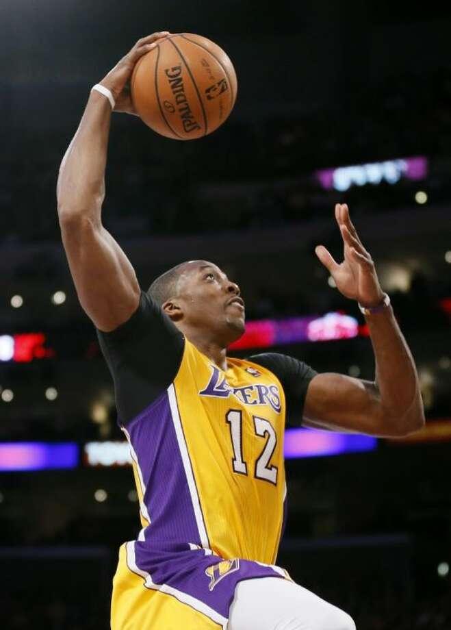 Dwight Howard's arrival should make the Rockets immediate NBA contenders.