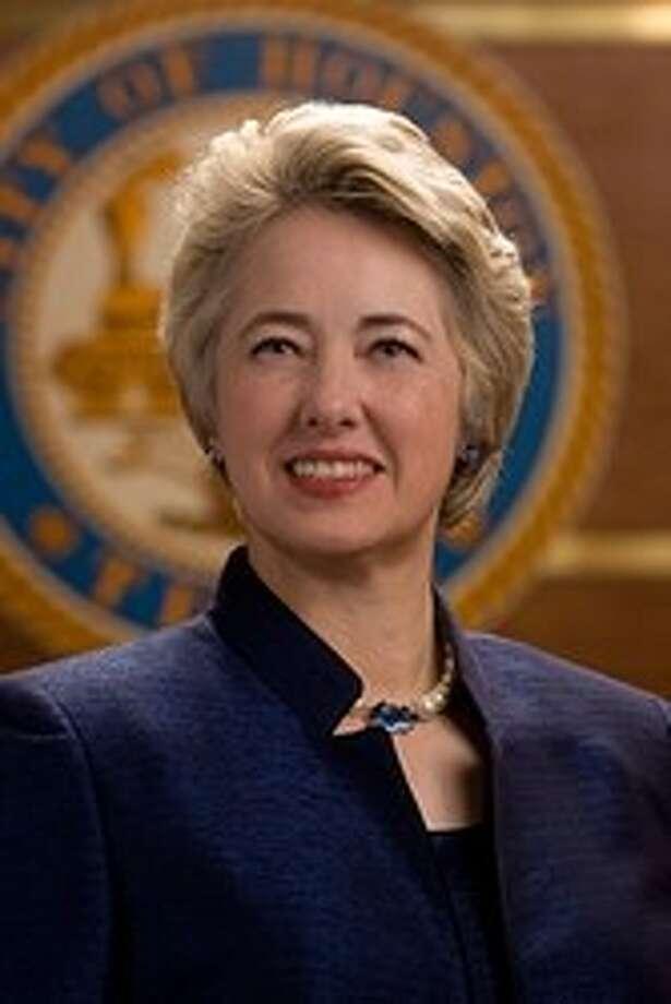 Houston Mayor Annise D. Parker
