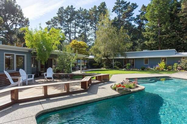 12830 Skyline Blvd. in Oakland is a three bedroom listed at $1.385 million.