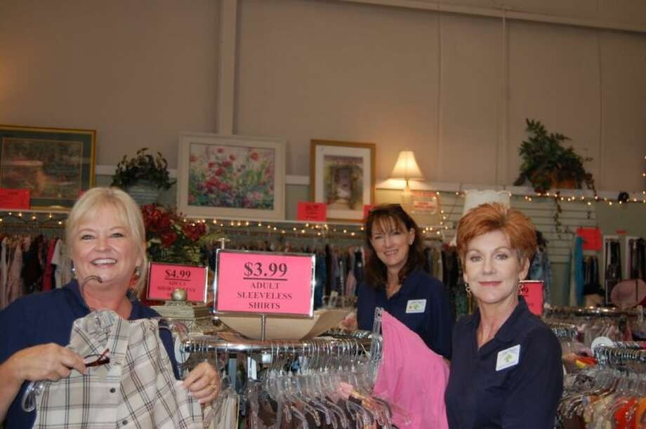Pictured from left to right are Patti Jaeger, Donna Gordon and Donna Tesssmer. Photo: Submitted Photo