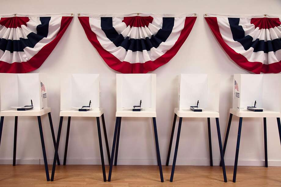 Have questions about voting this year? Dear Abby is here to help. Photo: Blend Images - Hill Street Studios, Getty Images