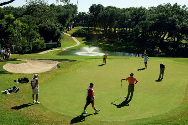 The historic Oak Hills County Club has sold 10 acres next to its clubhouse to a national multifamily developer.