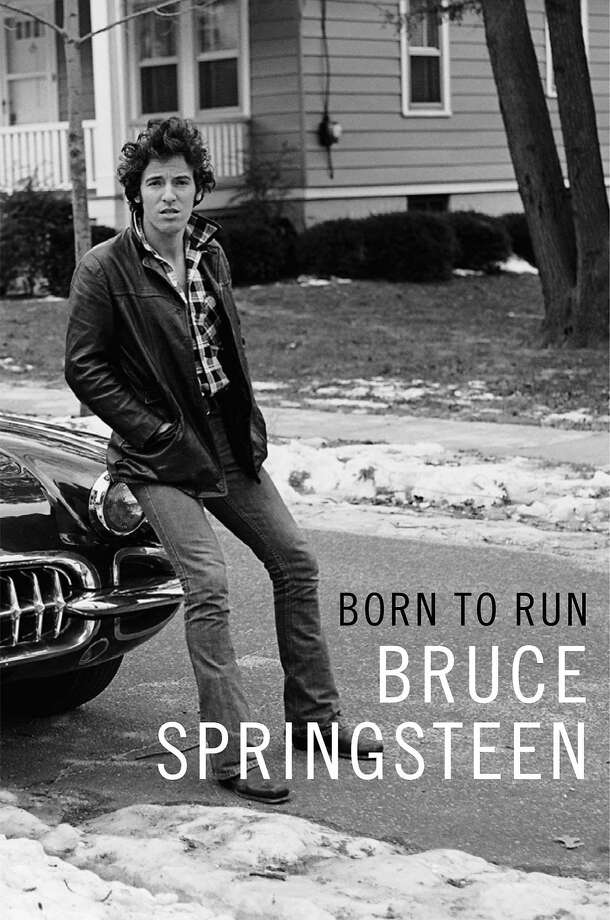 Bruce Springsteen's new autobiography offers a revealing self-portrait, by turns funny, poignant and insightful, with details of the rocker's life that fans will lap up. Photo: Simon & Schuster