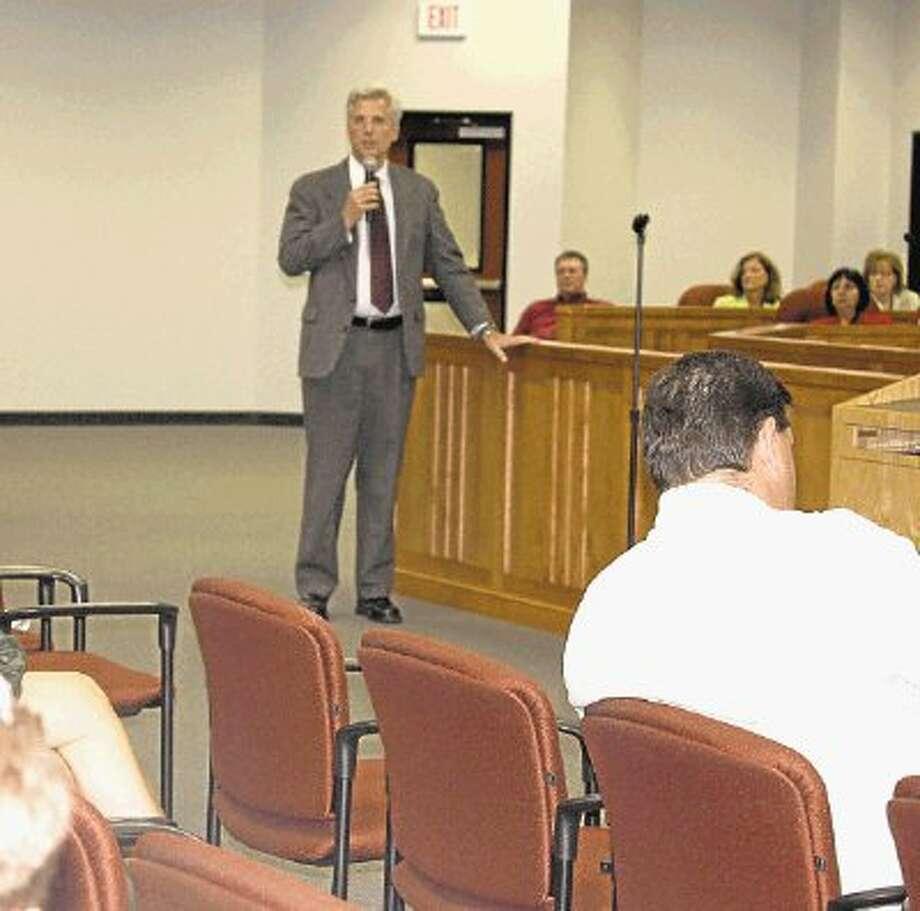 Dr. John Kelly, Pearland ISD superintendent. Photo: KRISTI NIX / @WireImgId=2491665