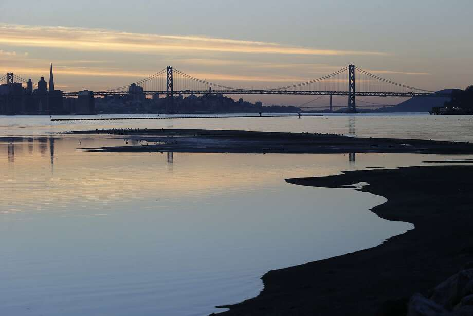 San Francisco Bay, a rare blend of natural splendor and urban density, will be the subject of first-ever Bay Day festivities on Sept. 30, 2016. There will be events in all nine counties in the region. (AP Photo/Marcio Jose Sanchez, File) Photo: Marcio Jose Sanchez, Associated Press