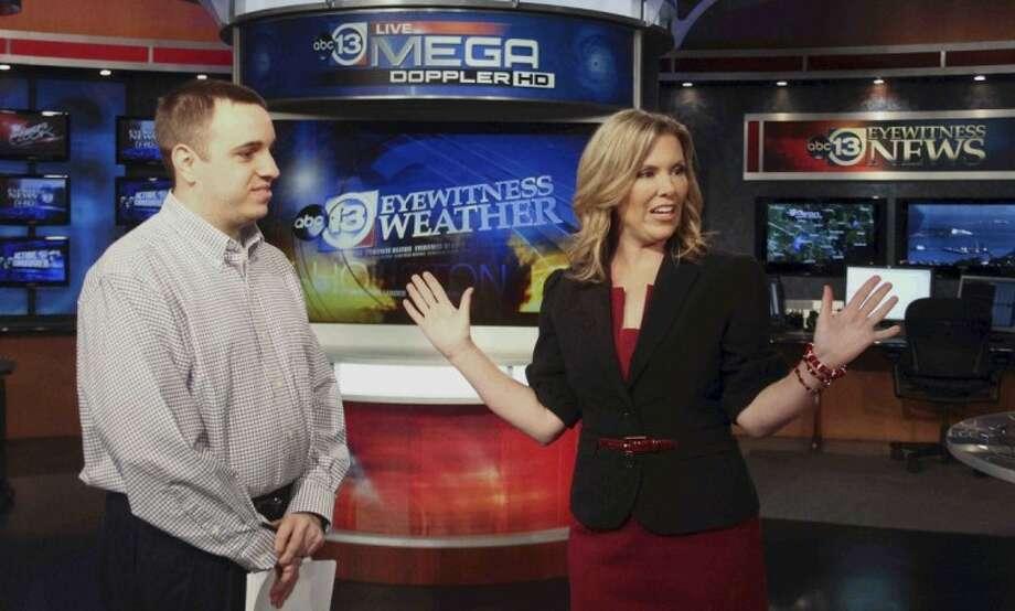 Meteorologist Casey Curry, KTRK-TV unceremoniously part ways