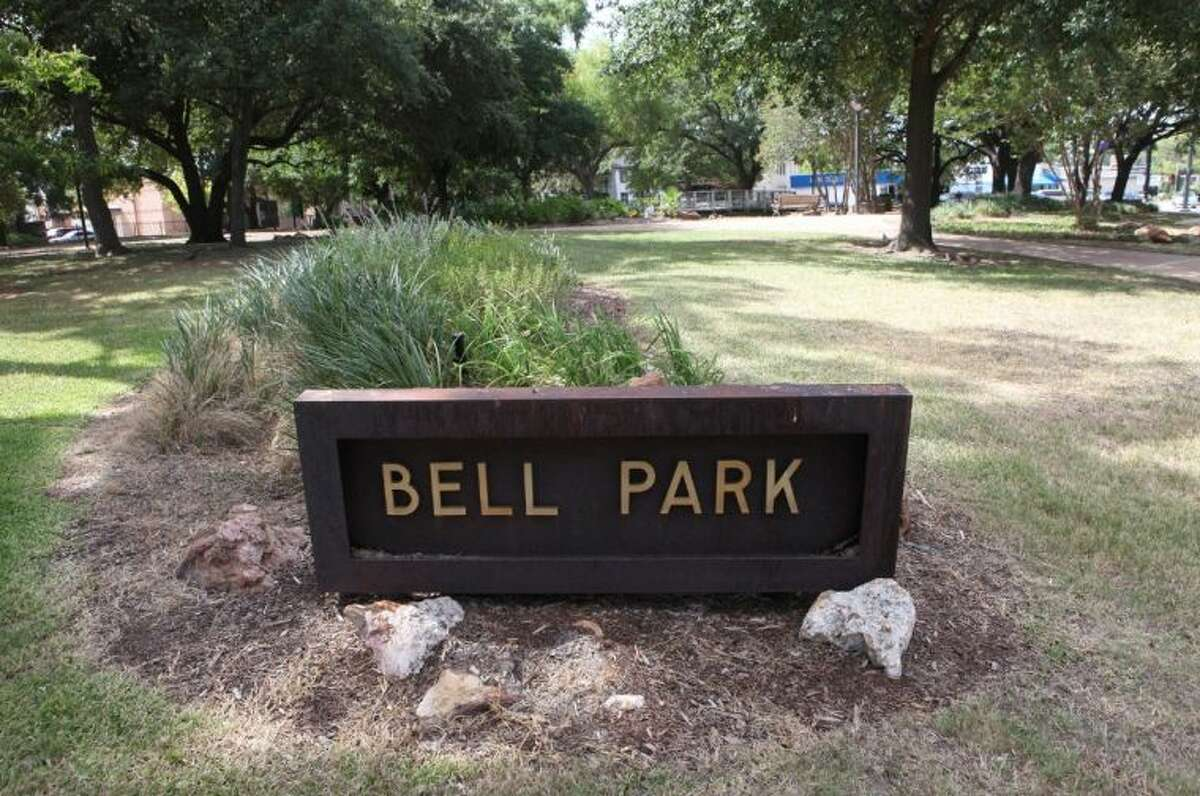 Neighborhood residents and organizations are raising money to restore Bell Park off Montrose in Houston.