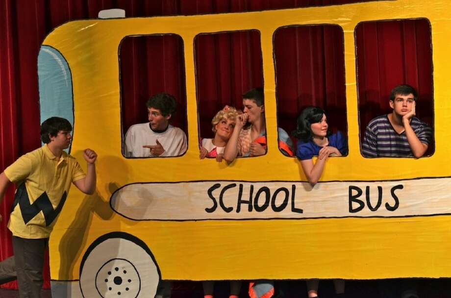 """Stratford High School Playhouse opens its 2012-13 season on Oct. 18 with the family-friendly musical comedy """"You're A Good Man, Charlie Brown"""". Photo: Submitted"""