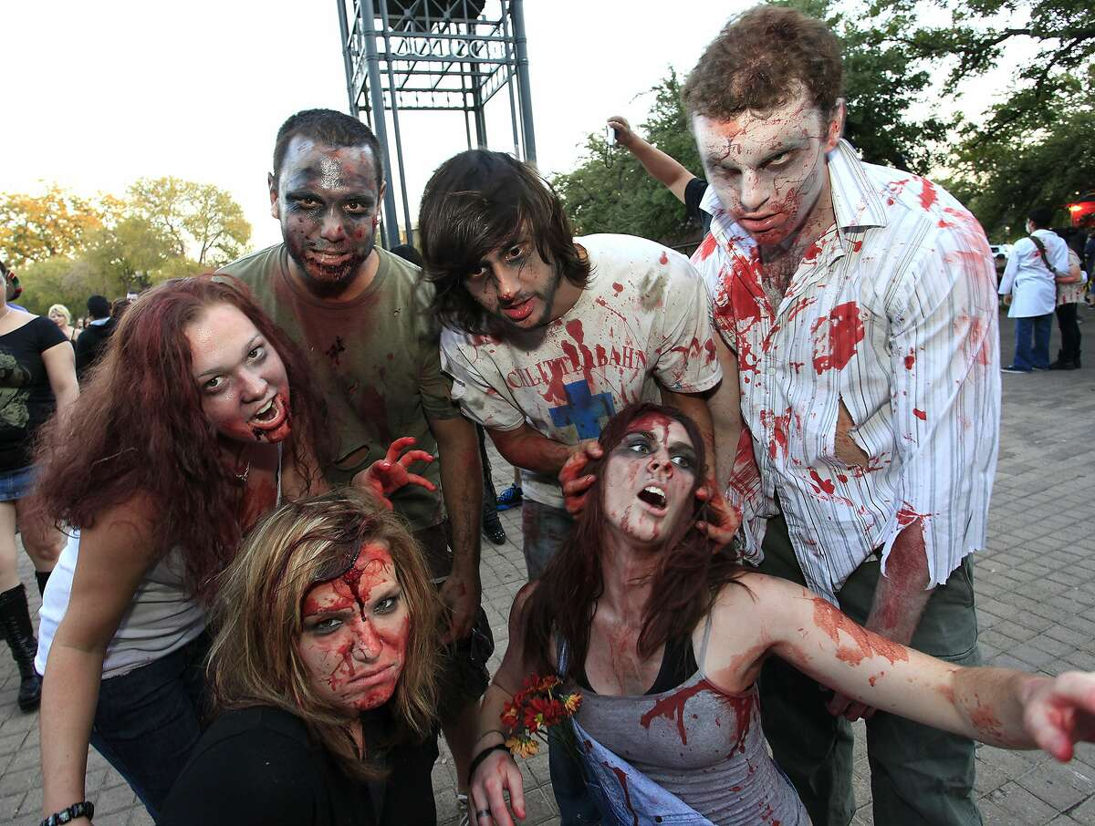 Halloween Zombie Hunt Where: Arena Gun Club, 6501 Arena Suite 106A When: Oct. 31, 4 p.m. to 9 p.m.