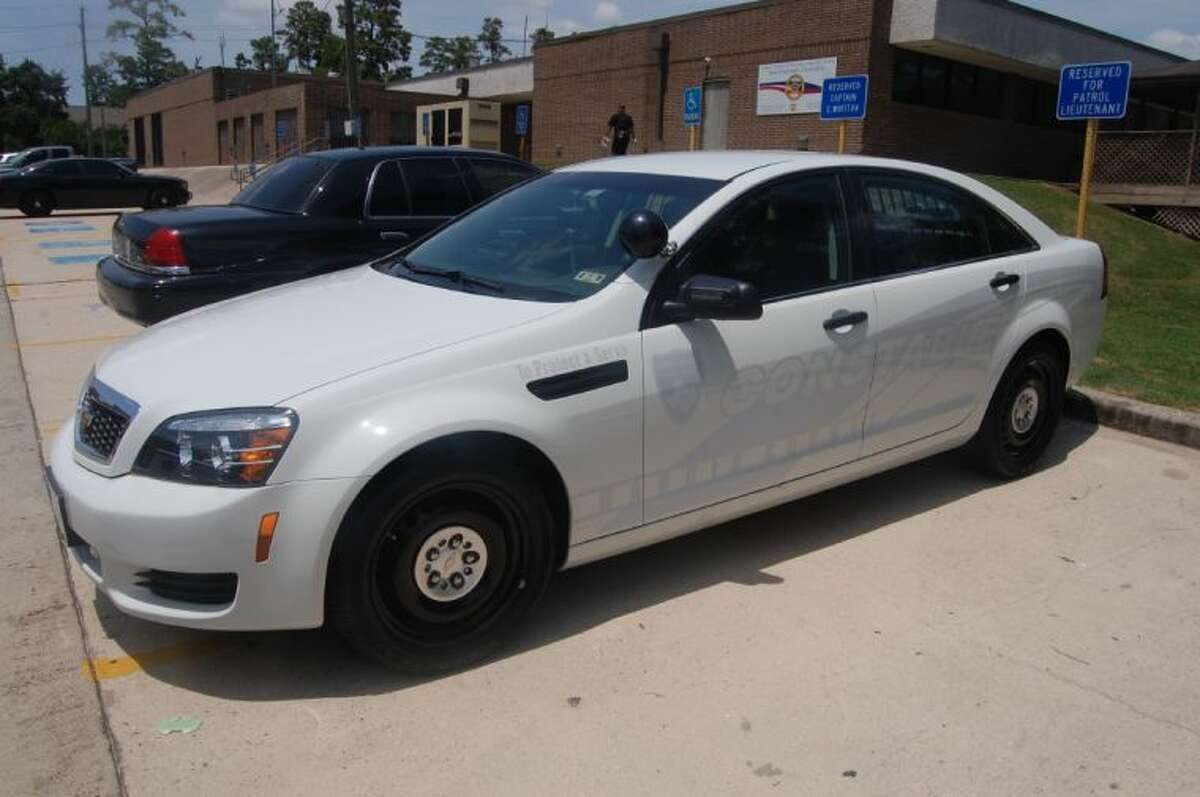 Harris County Constable Ron Hickman's Office introduces new ghost vehicles to the toll system.