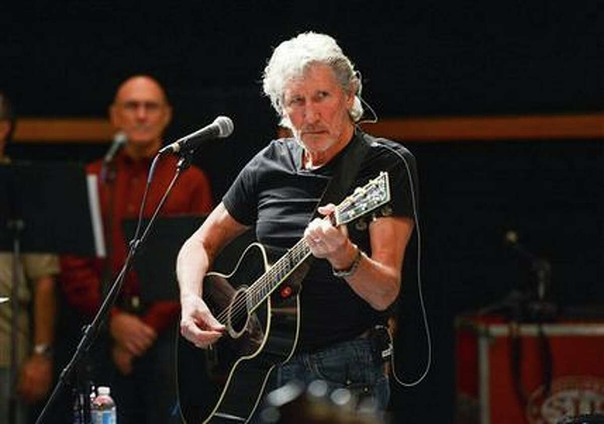 Roger Waters with his band in September, 2016. >>Keep clicking for a look at other great concerts coming up in Houston