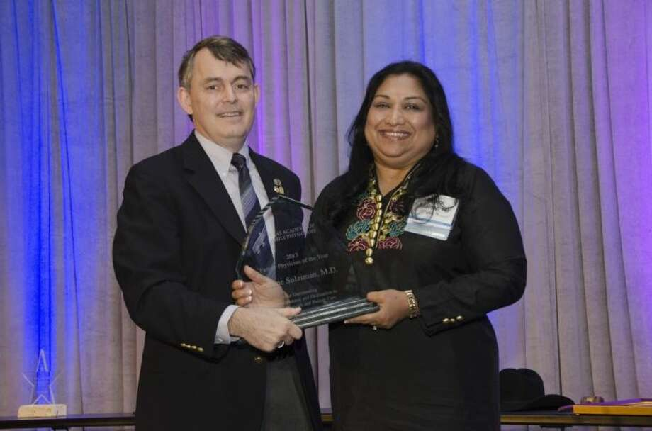 Cleveland doctor named Texas physician of the year - Houston