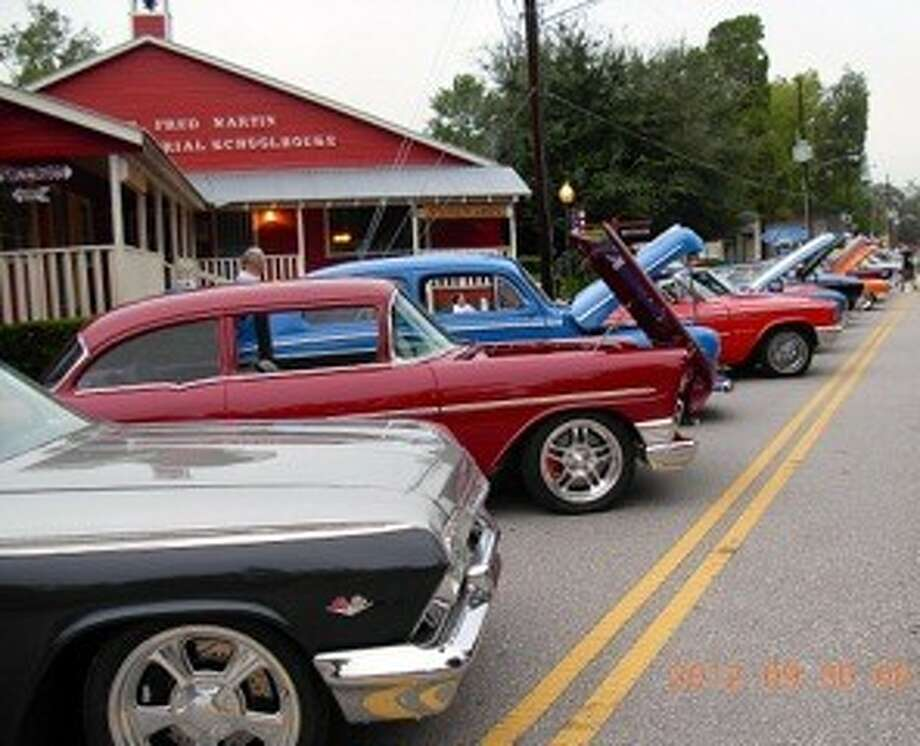 The Long Horn Run held Saturday, Sept. 29th and 30 in Old Town Spring turned out to be a huge success for the Kingwood Classic Cruisers.