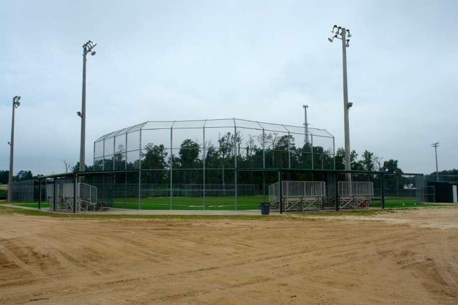 Scrapyard Sports Complex in ORN beginning to take shape ...