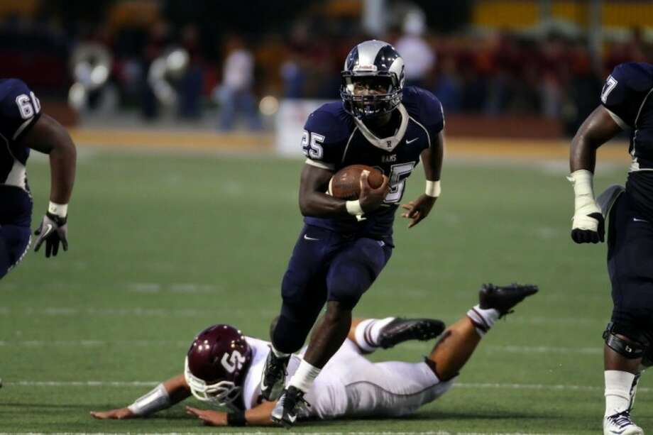 Cy Ridge running back Rennie Childs signed with Oklahoma State on Wednesday.