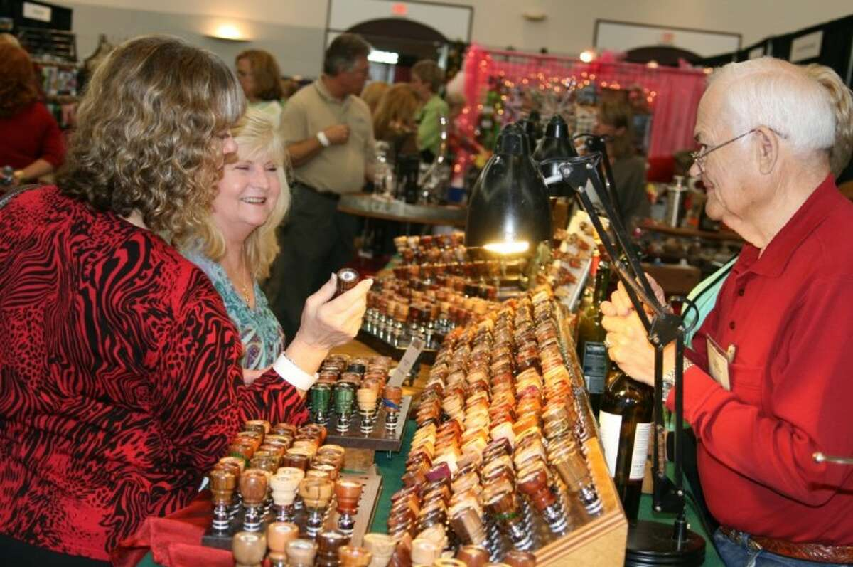 The Kingwood Women's Club Holiday Marketplace Oct. 22 and 23 has a little bit of something for everyone.