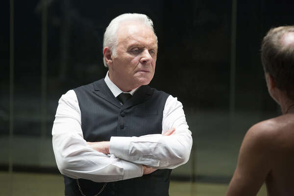 Anthony Hopkins turns in another intriguing performance as Robert Ford, the brilliant, complicated and uncompromising mastermind behind Westworld in HBO's science fiction drama with an Old West flavor.