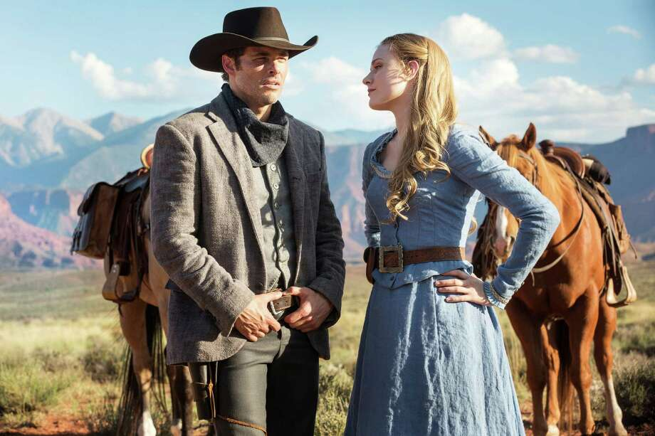 "What's new on Netflix, Amazon and moreJames Marsden and Evan Rachel Wood are pictured in a scene from ""Westworld"" on HBO.Keep going for a look at the newest movies and shows hitting your streaming device in January.  Photo: John P. Johnson /HBO /John P. Johnson /HBO"