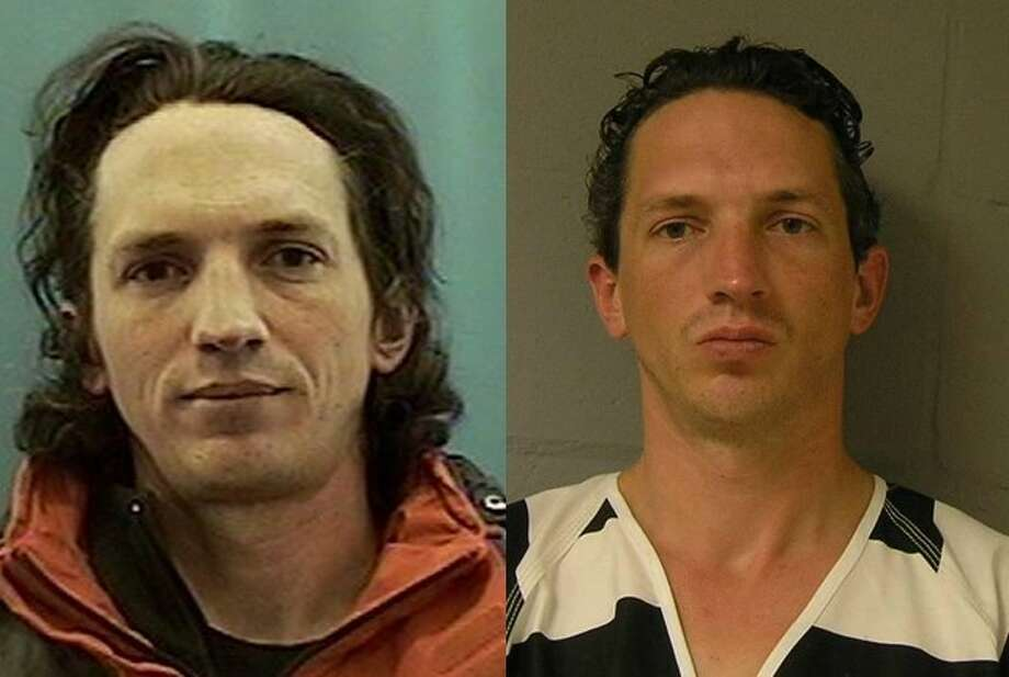 Serial killer Israel Keyes.
