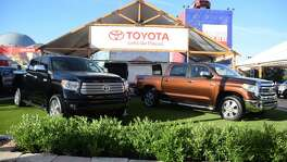 Toyota's Tundra, produced at its San Antonio plant, was named the top-performing full-size pickup truck in Consumer Reports' latest survey. The Toyota brand overall came in second in the survey.