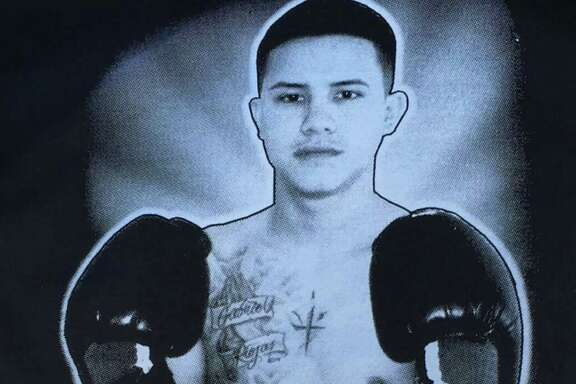 """Joey Pesina Moreno was former Golden Gloves boxer who trained with Joe Lopez, who also trained Robert Quiroga. Pesina Moreno, nicknamed """"El Ganchito,"""" which means """"The Hook,"""" was killed in a motorcycle accident in September 2016."""