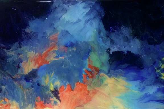 """Houston artist Salli Babbitt will be shwoing her work, including """"Coraline's Garden,"""" at the free Fall Biannual Art Opening Saturday at Sawyer Yards."""