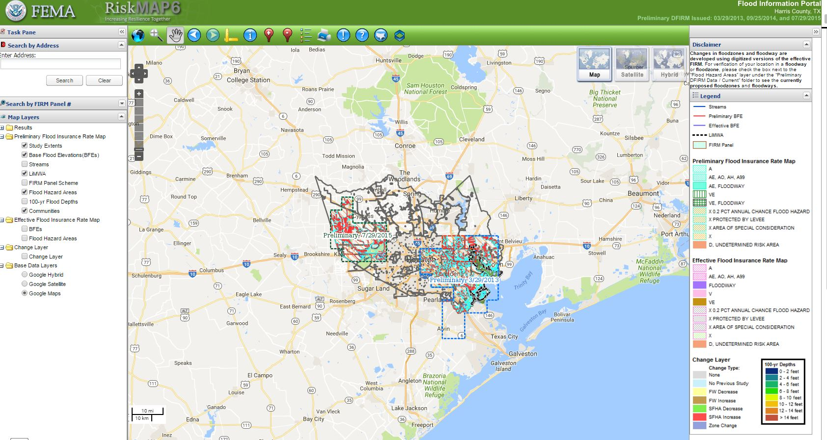 Fema Flood Insurance Quote Fema Floodrisk Map Shows Nearly 8000 Buildings In 'special Flood
