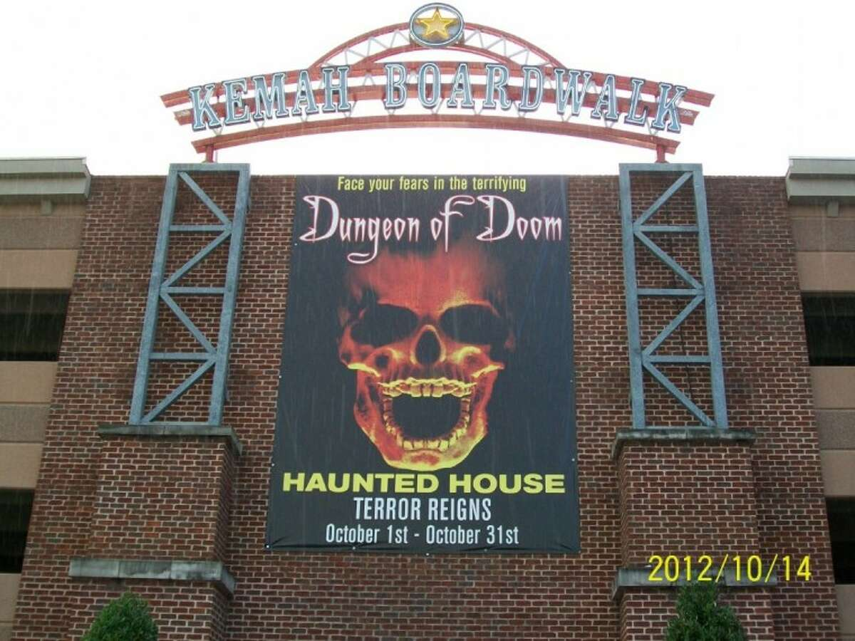 Several haunted houses are among the attractions out there for Halloween fans.
